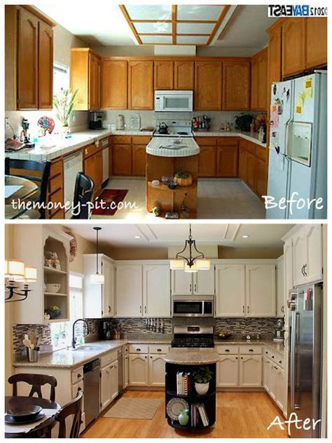 modernizing an 80 s oak kitchen home decor kitchen
