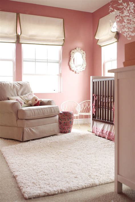 pink baby rooms pink nursery ideas transitional nursery benjamin