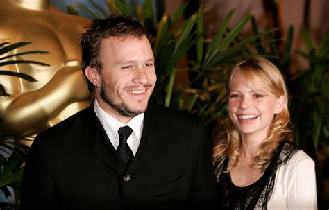 Heath Ledger And Williams Might Be Married by 10 Actors Who Fell In On Set
