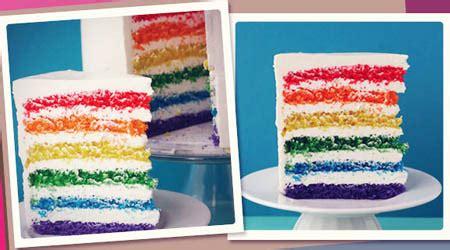 video tutorial membuat rainbow cake video cara membuat rainbow cake