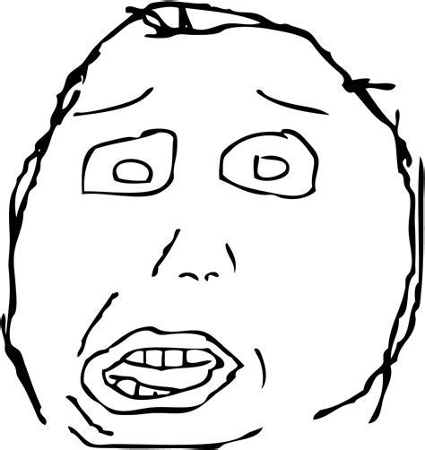 Rage Meme Faces - rage face script