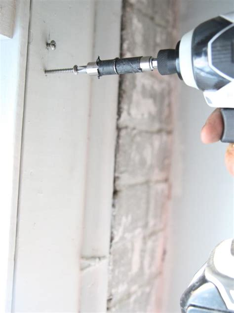 how to put up curtain rod how to hang curtain rods how tos diy