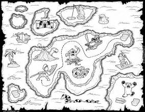 free pirate treasure maps for a pirate birthday