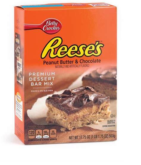 Baby Box Cocolatte Cubix Cl 8856 betty crocker reese s peanut butter chocolate dessert