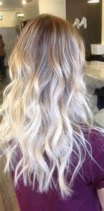 platinum ombre hair platinum blonde ombre mane interest