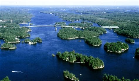 thousand islands history and facts of the thousand islands boating tales