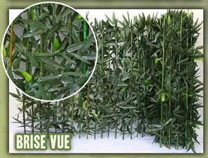 Good Carport Bois Pas Cher #13: Haie-Bambou-naturel-support-rigide-extérieur-05.jpg
