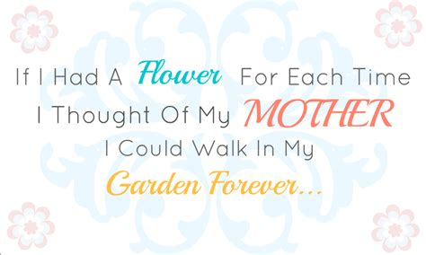 8 Great Quotes For Mothers Day by Craftionary
