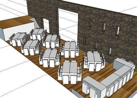sketchup layout table 66 best images about wedding floor plans on pinterest