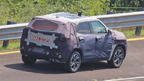 All New Chevrolet Trax 2020 by 2020 Chevy Trax 2020 Buick Encore Spied Testing Autoblog