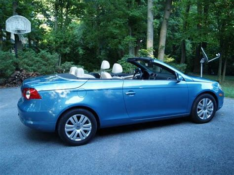 sell used 2008 volkswagen eos 2 0t convertible 2 door 2 0l in southington connecticut united sell used 2008 volkswagen eos 2 0t convertible 2 door 2 0l in exton pennsylvania united states