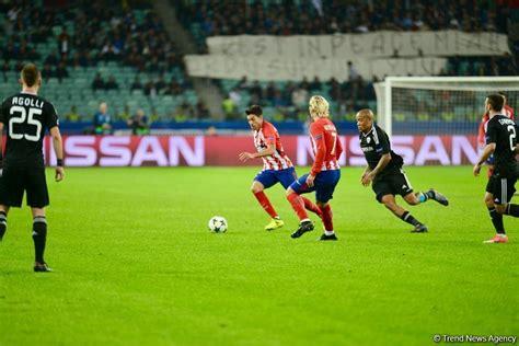azerbaijans qarabag fc ties  draw  spanish atletico