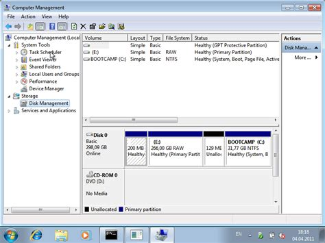 sccm format gpt kb parallels how to compress vm imported from boot c