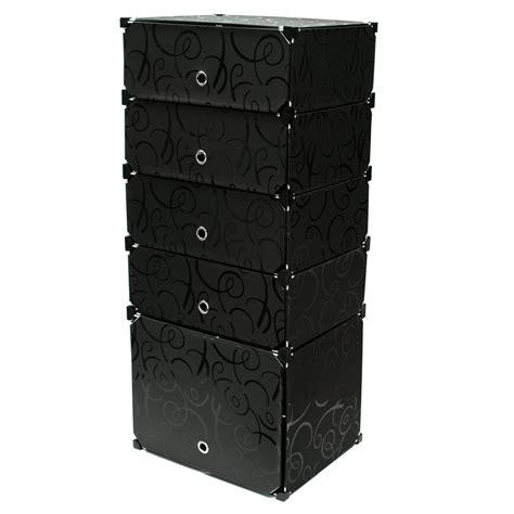 interlocking shoe storage diy interlocking shoe bookcase clothing cube storage shoe