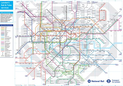 map of the underground maps and zones 2016 chameleon web services