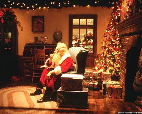 Santa Claus In House by Frankenstein Santa Claus Wallpapers