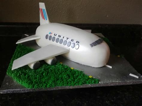 wichita cake creations united airlines cake