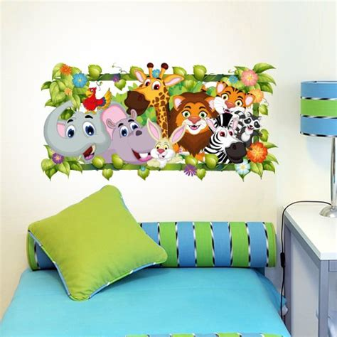 adesivi per mobili bambini adesivi murali per camerette stickers e adesivi murali