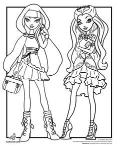 ever after high coloring pages gingerbread house ever after high coloring page ginger google search