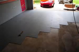 interlocking garage floor tiles offer a great custom