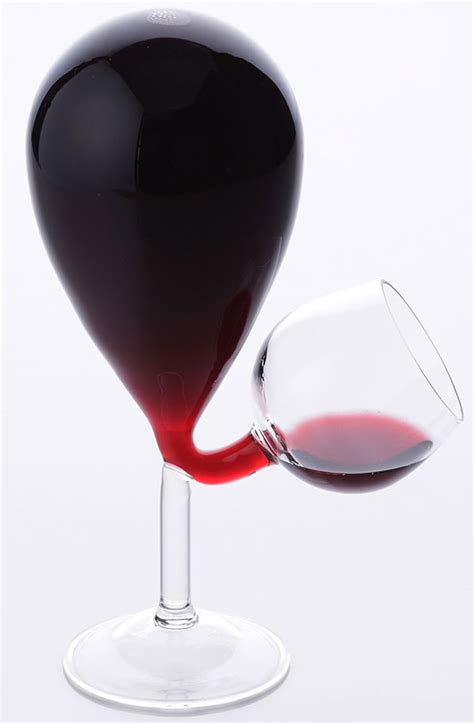 Modern Wine Glasses by 24 Unique Gift Ideas For Wine Lovers Bored Panda