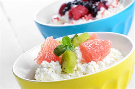 Cottage Cheese With Fruit by Diet And Nutrition Page 62