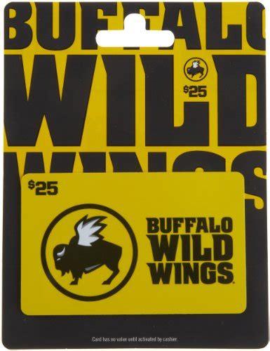 Buffalo Wild Wings Gift Card Lookup - restaurant gift cards kamisco