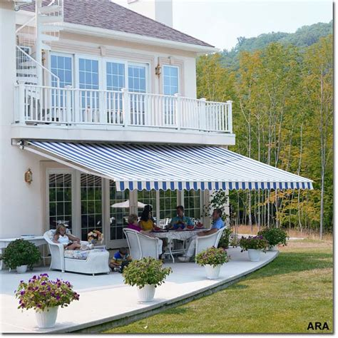 retractable awning for deck awnings for decks