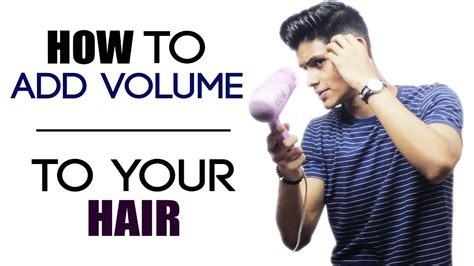 how to cut hair to create volume in your crown how to cut hair to add volume to crown how to add volume