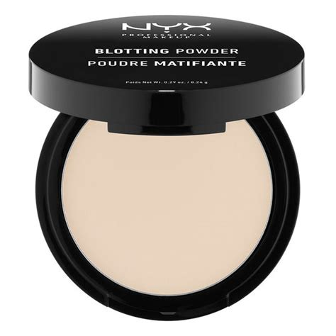 Nyx Blotting Powder blotting powder nyx professional makeup