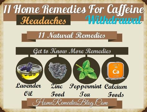 Detox Headaches Migraines by 11 Home Remedies For Caffeine Withdrawal Headache Home