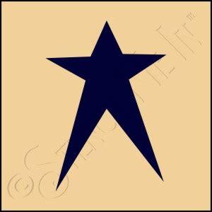 printable primitive star stencil primitive star art stencil