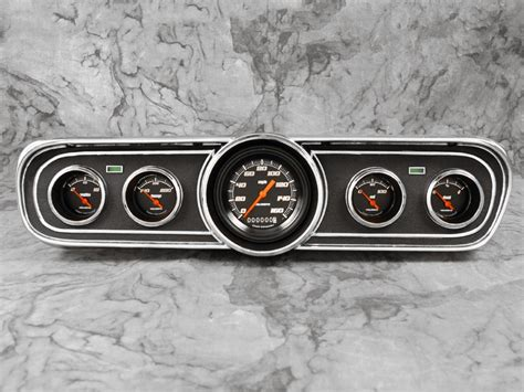 1965 mustang gauges classic instruments 1965 1966 mustang package velocity