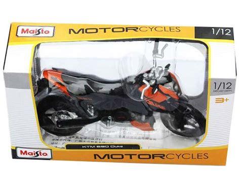 Miniatur Motor Maisto 1 12 Ktm 690 Duke Maisto 1 12 orange black 1 12 scale maisto ktm 690 duke motorcycle mc02b003 ezmotortoys