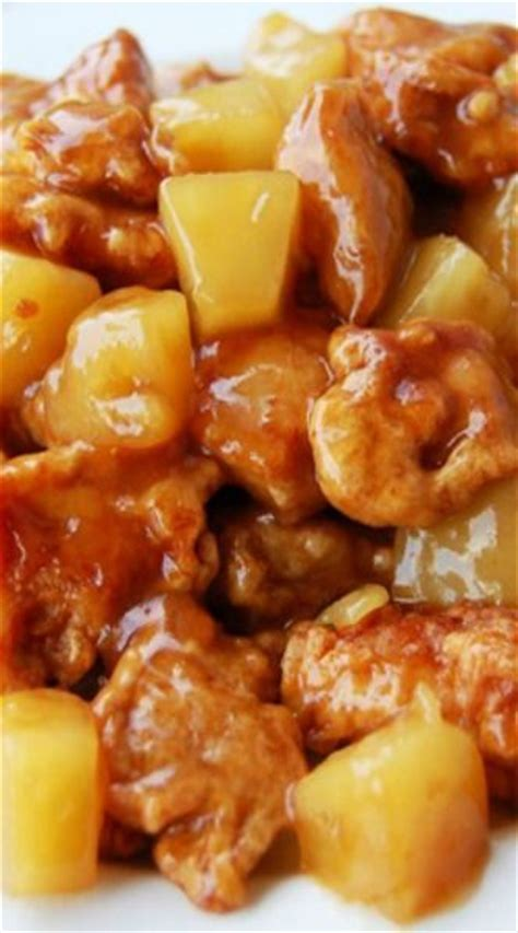 chinese pineapple chicken easy ethnic recipes