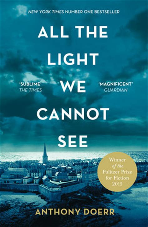 libro light is the new book details all the light we cannot see anthony doerr paperback