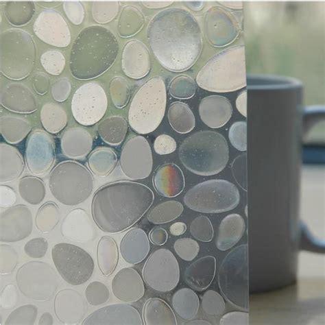 glass sticker  adhesive electrostatic window film
