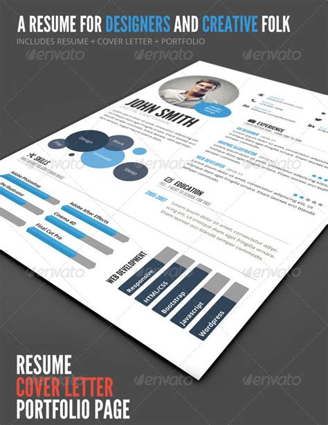 infographic resume template psd 33 infographic resume templates free sle exle format free premium templates