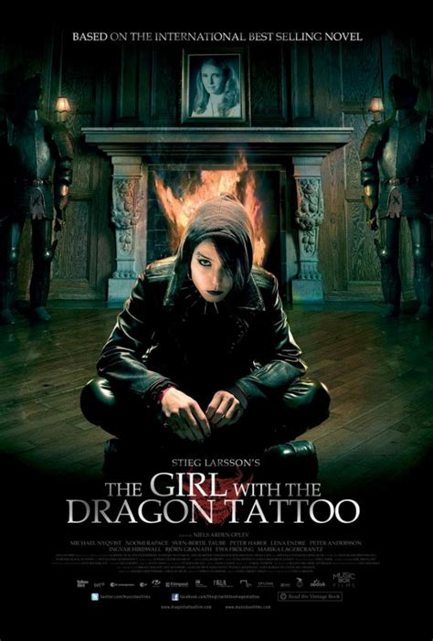 the girl with the dragon tattoo 2011 cast review the with the