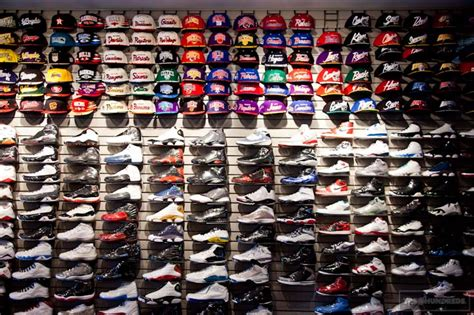 flight club sneaker store im out of town in la on business any recommended shoe