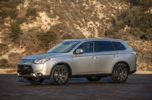 Mitsubishi Outlander 2015 Reviews 2015 Mitsubishi Outlander Gt Front Three Quarters 02 Photo 89