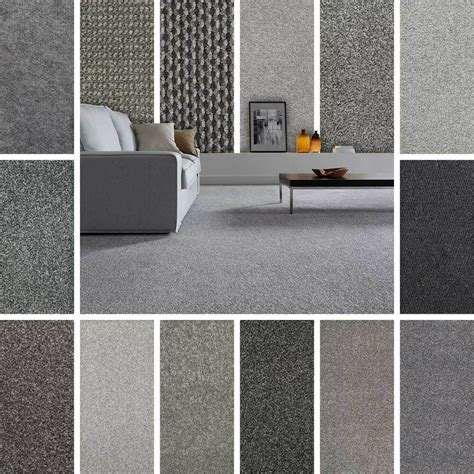 grey carpet cheap grey carpets loop twist saxony pile