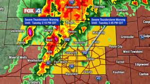 dallas weather map dallas fort worth weather