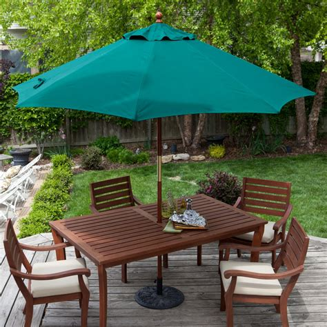 Umbrellas For Patio Furniture Outdoor Patio Furniture With Umbrella Peenmedia
