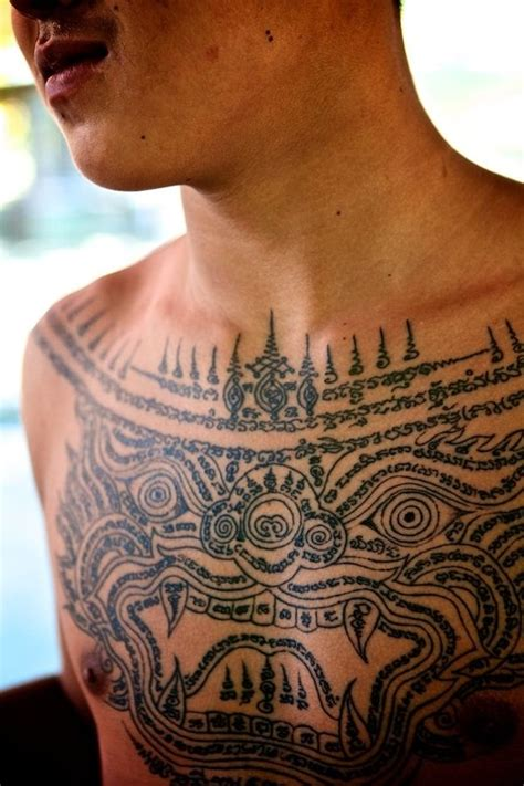 thailand tattoo designs 40 traditional thai designs