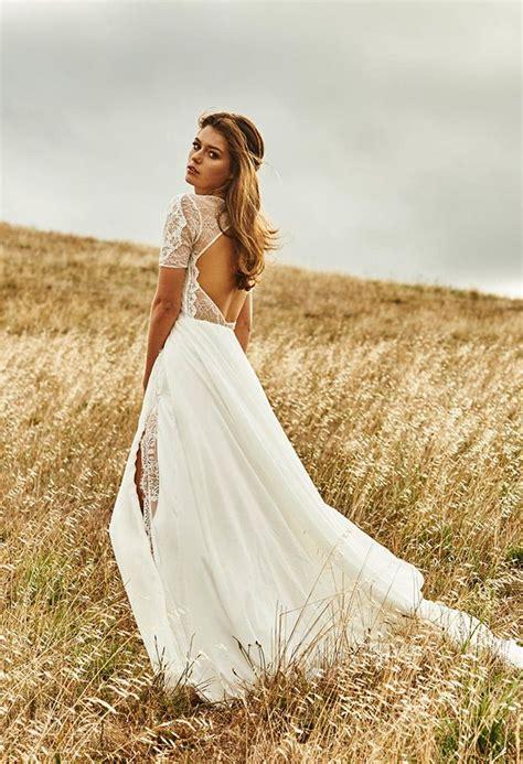 beauty lace bohemian wedding dress designs top cheap