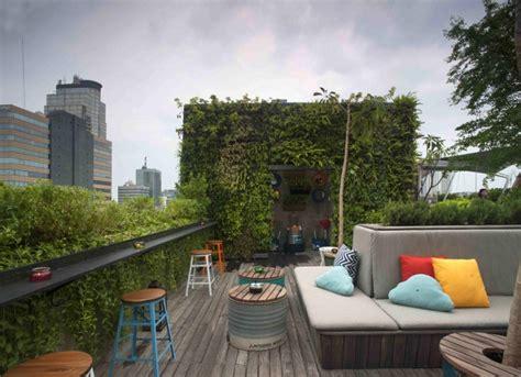 Desain Rumah Dengan Rooftop   10 desain rooftop rumah minimalis terbaru 2016 lihat co id