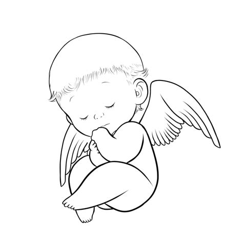 angel babies clip art baby angel wings clipart clipart kid in loving memory