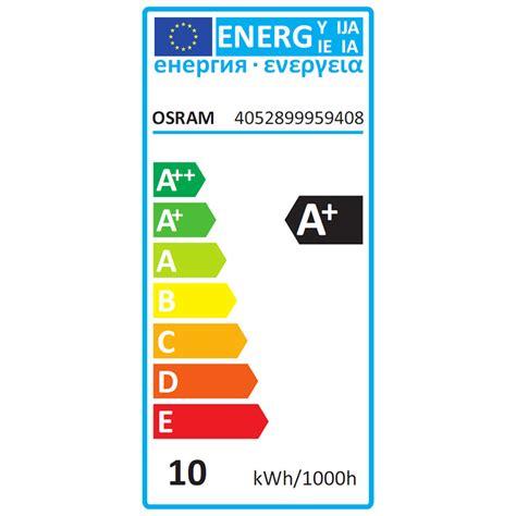 Lu Led Osram 9 5w osram oule led sensor classic e27 9 5w 60w a