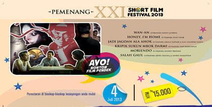 film pendek wan an on the spot inilah 5 film pendek terbaik indonesia 2013
